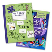 Words Their Way Homeschool Bundle Level B (Grade 2)