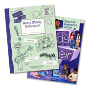 Words Their Way Homeschool Bundle Level E (Grade 5)