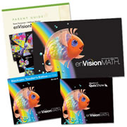 EnVision Math Kindergarten Homeschool Bundle