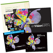 EnVision Math Grade 1 Homeschool bundle