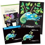 Envision Math Grade 4 Homeschool Bundle