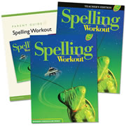 MCP Spelling Workout Homeschool Bundle Level C (Grade 3)