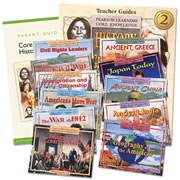 Core Knowledge History & Geography Homeschool Bundle level 2 (Grade 2)
