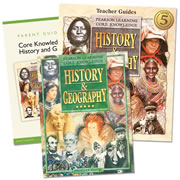Core Knowledge History & Geography Homeschool Bundle Level 5 (Grade 5)