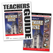 The Mystery of The Biltmore™ House & Teacher Guide Set