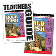The Goshawful Goldrush Mystery & Teacher Guide Set
