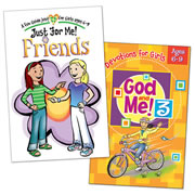God & Me Devotional and Book Set (Ages 6-9)