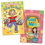 God & Me Devotional and Book Set (Ages 10-12)