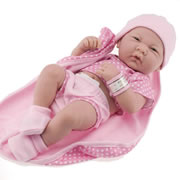 "La Newborn® 14"" Anatomically Correct Girl Doll"