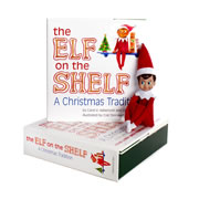 Elf on the Shelf® (Boy - Light)