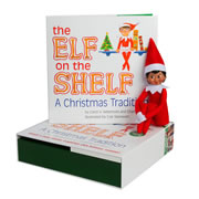 Elf on the Shelf® (Girl - Dark)