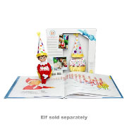 Elf on the Shelf® A Birthday Tradition