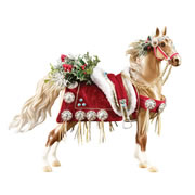 Breyer 2013 Holiday on Parade Horse
