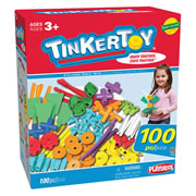 Tinkertoy 100 Piece Essential Set