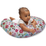 Boppy® Pillow With Backyard Blooms Slipcover