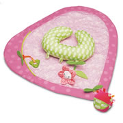 Boppy® Tummy Play Pad - Daisy Dot