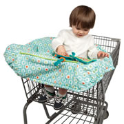 Boppy® Shopping Cart Cover - Deco Stripe