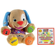 Fisher Price Laugh & Learn Puppy w/ CD
