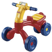 Fisher-Price Bright Beginnings Ready Steady Ride-On