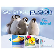 Science Fusion Homeschool Kit Grade K