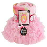 My Friend Huggles™ Blanket & Tutu Set - Lily