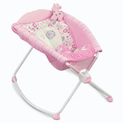 Fisher Price Newborn Rock & Play Sleeper  - Pink
