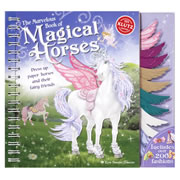 Klutz® The Marvelous Book of Magical Horses