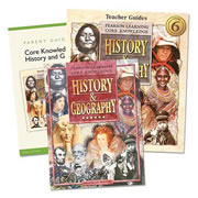 Core Knowledge History and Geography Homeschool Bundle Level 6 (Grade 6)