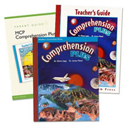 MCP Comprehension Plus Homeschool Bundle Level F (Grade 6)