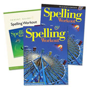 MCP Spelling Workout Homeschool Bundle Level G (Grade 7)