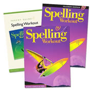 MCP Spelling Workout Homeschool Bundle Level H (Grade 8)