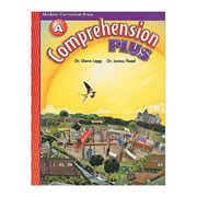 MCP Comprehension Plus Student Workbook Level A (Grade 1)