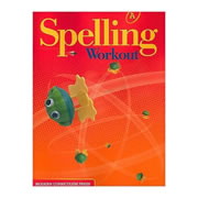 MCP Spelling Workout Student Workbook Level A (Grade 1)
