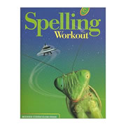 MCP Spelling Workout Student Workbook Level C (Grade 3)