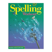 MCP Spelling Workout Student Workbook Level E (Grade 5)
