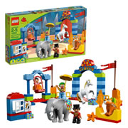 LEGO® DUPLO® My First Circus (10504)