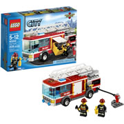 Lego City Fire Truck (60002)