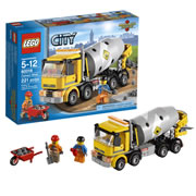 Lego City Cement Mixer (60018)