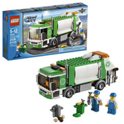 Lego City Garbage Truck (4432)