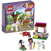 Lego Friends Olivia's New Foal (41003)
