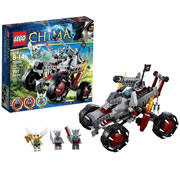 LEGO® Chima Wakz' Pack Tracker (70004)