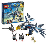 Lego Chima Eris' Eagle Interceptor