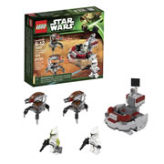 Lego Star Wars™ Clone Troopers vs. Droidekas (75000)