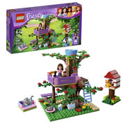 Lego Friends Olivia's Tree House (3065)