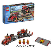LEGO® City Monster Truck Transporter (60027)