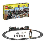 Lego Lone Ranger Constitution Train Case (79111)