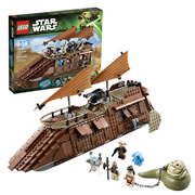 Lego Star Wars™ Jabba's Sail Barge (75020)
