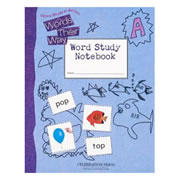 MCP Words Their Way Student Workbook Level A (Grade 1)
