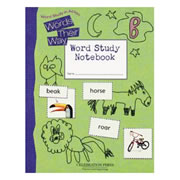 MCP Words Their Way Student Workbook Level B (Grade 2)