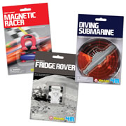 Vehicle Science Kits Set